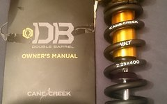 Cane Creek DBcoil [IL] / double barrel coil inline - VALT Feder