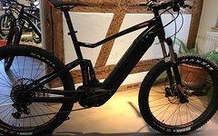 Scott E-Spark 730 schwarz/orange Größe L