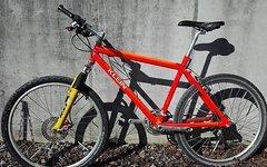 Klein Pinnacle - Retro Bike
