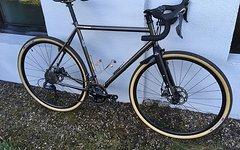 Jamis Aurora Elite 55cm Gravel Crosser Reynolds Ultegra DT Swiss BLB Panaracer