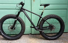 Carbon Custom FATBIKE