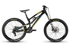 Nox DHR 8.0 Team Pro - Downhill-Racing MTB - L