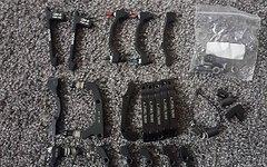 Diverse Scheibenbremsadapter