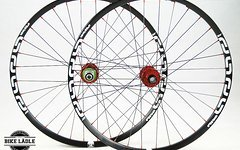 E*thirteen LG1+ 650b Laufradsatz mit Hope Pro 4 Evo Naben Alle Einbaumaße
