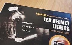 Black Sun Sun Storm II/2 mini USB