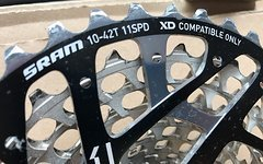 SRAM XG-1199, 11-speed, 10-42