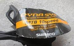 Shimano SLX 10-fach Schalthebel NEU
