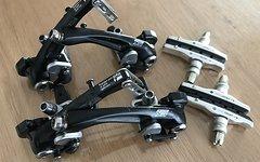 Shimano LX Felgenbremse BR-M570 + Neue Beläge