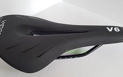 Vader V6 Sattel *schwarz matt* gepolster