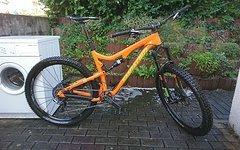 Santa Cruz 5010 Carbon  XX1 neuteile
