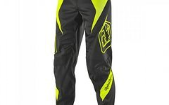 Troy Lee Designs Gr. 32 SPRINT PANT Hose REFLEX DARK GRAY/FLO YELLOW