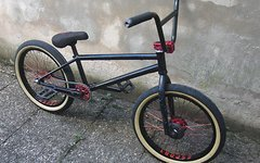 Subrosa Villicus BMX - Profile/ GSPORT Laufräder