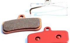 Replacement Bremsbelag Disc für Shimano D01S organisch brake pad replacement Saint Zee