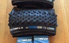Vee Tire Crown F + Crown GEM + 2x Schlauch in 27,5