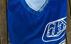 Troy Lee Designs Jersey Blau/Weiß