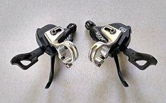 Shimano XTR SL-M980 2/3x10fach Shifter mit Schelle