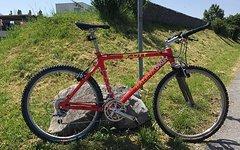 Scott Galena XTR Rock Shox MAG 21 SL Titanium