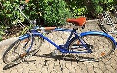 Creme Cycles Caferacer Men 3 Gang Nabenschaltung Rahmengröße 49