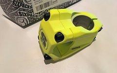 Sixpack Menace Neon Gelb 40mm Vorbau