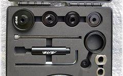Alpha Press-Fit Aus- und Einpresswerkzeug für Innenlager, Tretlager (bb86 bb90 bb91 bb92 bb30 bb30a)