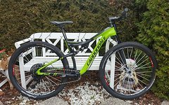 Cannondale Scalpel Team Fsi XX1 Eagle 1x12 Custom M