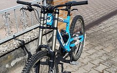 Commencal DH V2 Team Atherton DH Bike