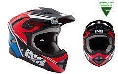IXS Metis Addict DH / Freeride Fullface Helm Large
