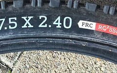 "Onza Ibex FR FRC 60tpi 27,5"""