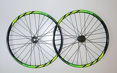"NS Bikes Enigma Rotary DH Downhill Laufradsatz 26"" NEU 20x110mm 12x150mm"