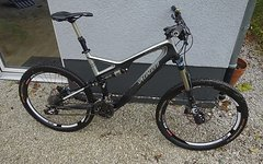 Specialized Stumpjumper FSR Elite Carbon 26""