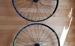 No Tubes Ztr Flow Disc / Dt Swiss 240 650B Enduro LRS