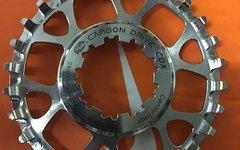 Gates Carbon Drive CDX Riemenscheibe 28 Zähne 9-Spline Centertrack