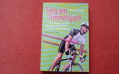 """Delius Klasing Verlag Taschenbuch """" Sieg am Timmelsjoch """""""