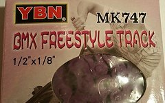 Yaban Singlespeed Kette MK747 1/2*1/8 Lila 102L