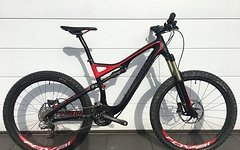 Specialized S-WORKS Stumpjumper FSR Carbon M 11,2 kg 26 Zoll Fully Mountainbike
