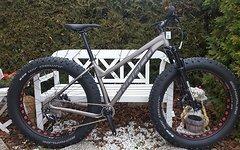 Norco Sasquatch 6.2 2016 M RST SLX Fatbike