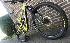 Santa Cruz Hightower LT XL DVO Edition Komplettbike oder Frame Kit