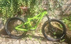 Ibis Mojo Hd3 Small Enduro Bike 160mm