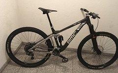BMC Trailfox TF02 2015, M, Custom