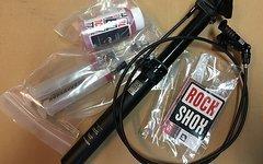 Rock Shox Reverb 100, 30.9, 355mm mit Entlüftungskit + MMX-Fernbedienung links