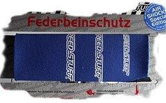 """Speed Stuff Dämpferschutz """"Rear-Boot Air"""", Blau-Neopren Guard /  Neu"""