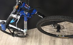 Cannondale Scalpel 4000 Team Replica