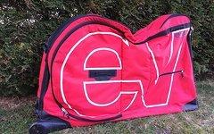 Evoc Bikebag Travelbag Biketasche neuwertig rot