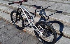 Syntace Liteville 601 MK3 S Traum Bike Allround MTB DH AM RockShox RCT3 Unikat Custom