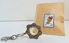 Reformat-Handmade Schlüsselanhänger Fahrrad Vélo