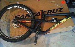 """Santa Cruz Nomad 3.0 CC 27,5"""" Rahmenkit Gr. M"""