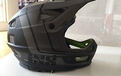 IXS Xult Cross Over Full Face Helm