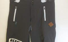 ION Bikeshort Sabotage, dark shadow, Gr. 30/S