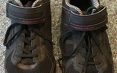 Northwave Matrix MTB Schuhe, schwarz/rot, Gr. 42