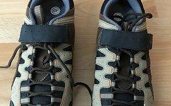 Specialized MTB Schuhe mit. Cleats Größe 43